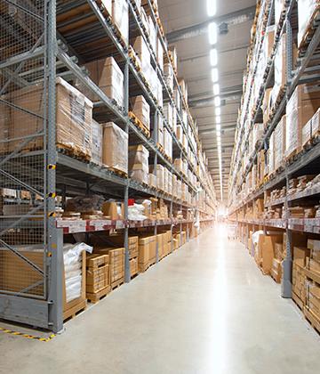 Hassle-free express warehousing