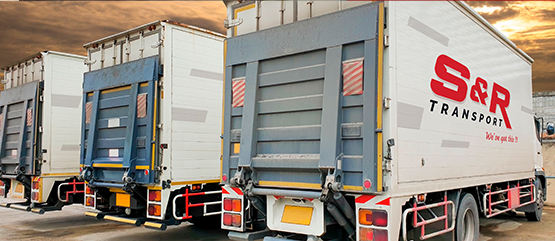 Tail-lift Truck Hire Services